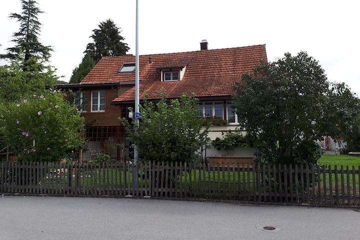 Wohnung an ruhiger, zentraler Lage