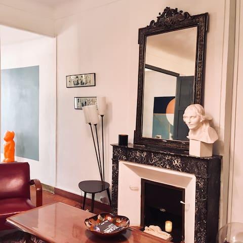 Le Twentyfive, appartement, 78 m2, Toulon center
