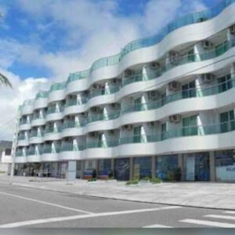 Flat a beira mar !!! Manaíra Palace Residence