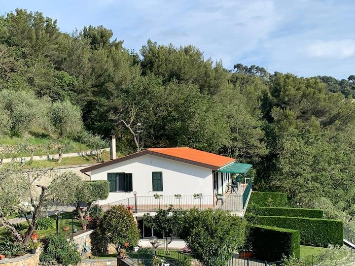 Appartamento  Villa Angela  piano terra  Lorenzo