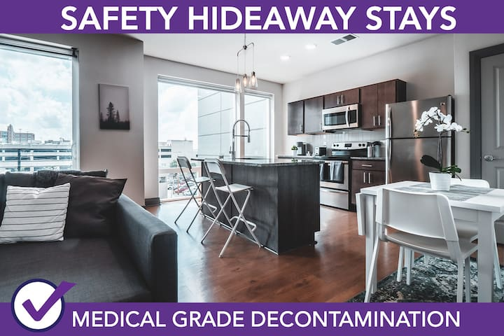 303 S Front 410 · Safety Hideaway - Medical Grade Clean Home 32