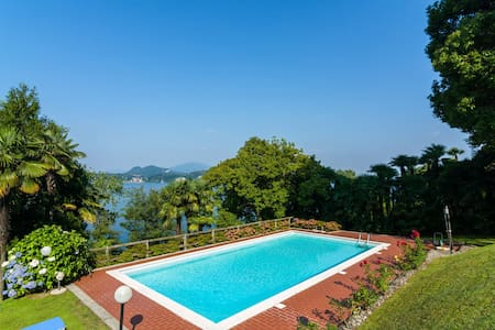 Cozy Apartment in Stresa Italy with Swimming Pool