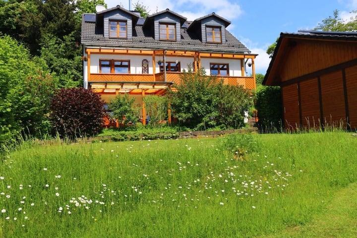 Ferienwohnung Stiftskirchenblick am Kaufunger Wald