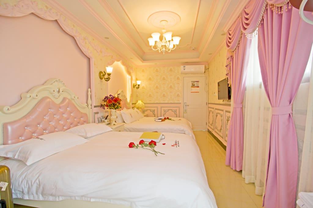 奢华双床房