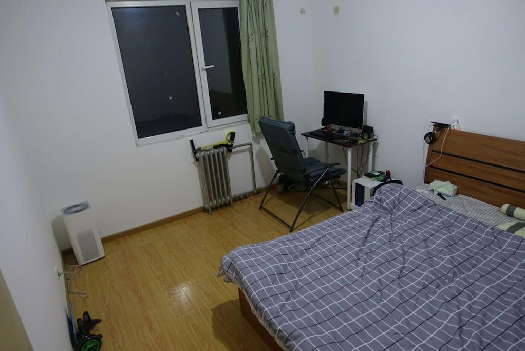 房间我的,可以跟我换