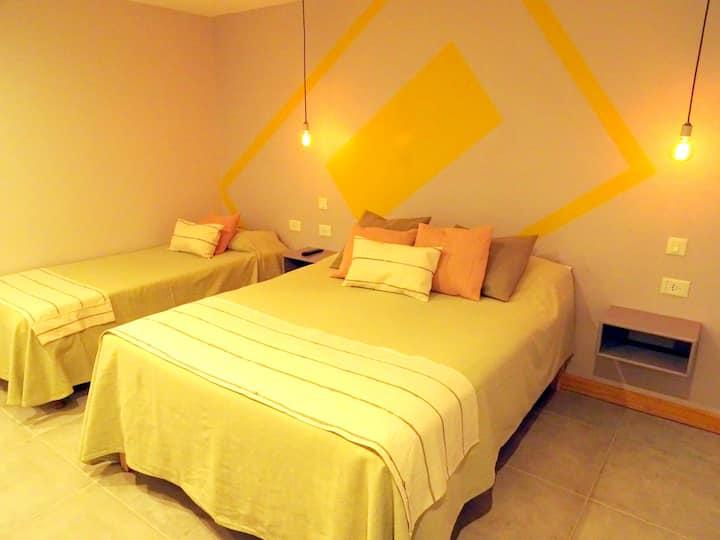 Bed & breakfast, habitacion privada