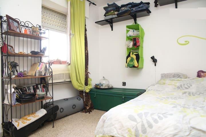 Habitación con cama doble - Sevilla - Huoneisto