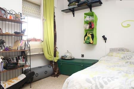 Habitación con cama doble - Sevilla