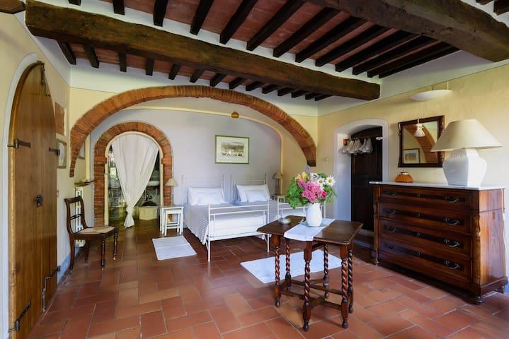 Villa Vignacce  - apartment Giardino