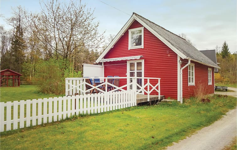 Holiday cottage with 3 bedrooms on 90m² in Svängsta
