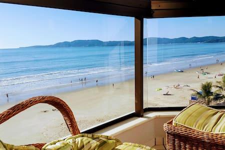 Apartamento Frente Mar, Meia Praia - Itapema