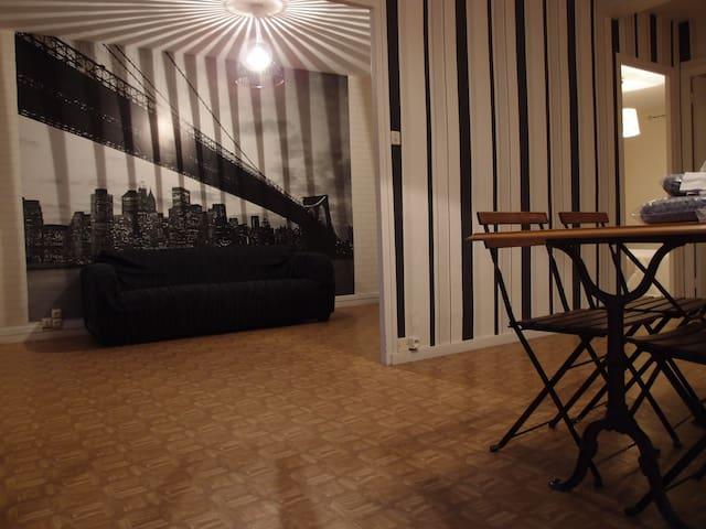 Chambre disponible dans appartement en collocation - Chalon-sur-Saône - Apartmen