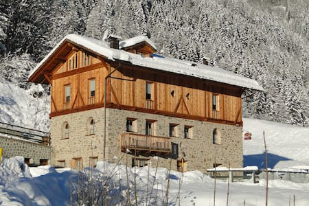Chalet Val di Rabbi b/b - Rabbi - Bed & Breakfast
