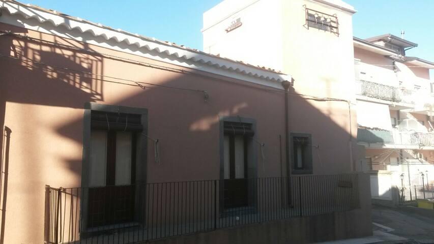 CASA SIRIA - DIONISIA - Piedimonte Etneo - Casa