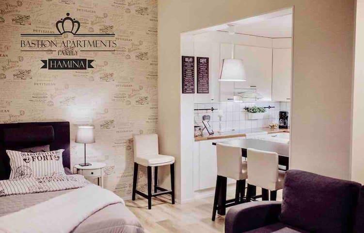 Superior Apartments with sauna