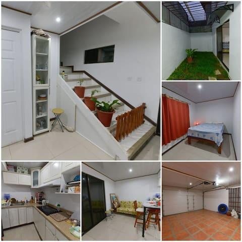 Casa con 2Parqueos near Ulatina-UCR pets♡familiar♡