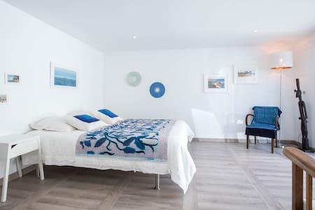 Grande chambre indépendante et tout confort - Marseille - Talo