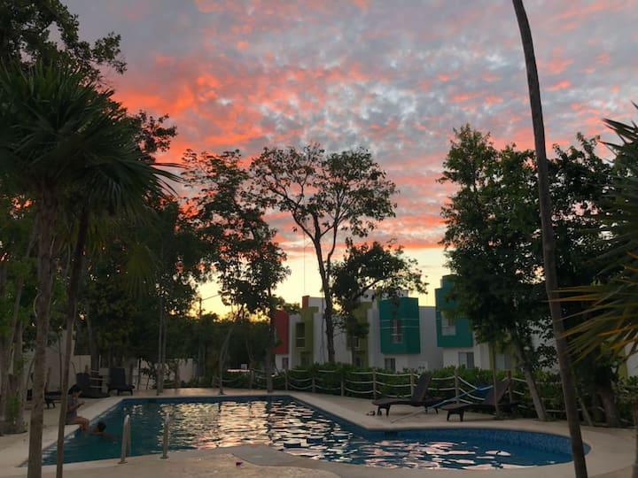Casa Alex Puerto Morelos