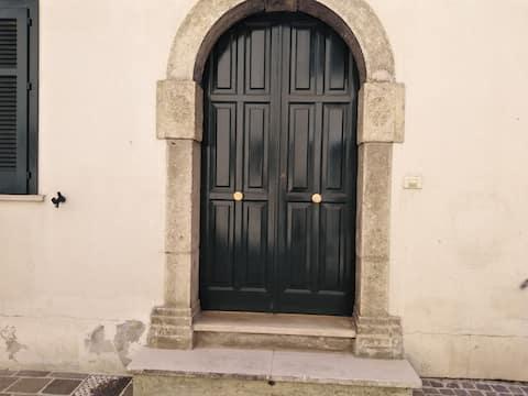Deliziosa casa Dolomiti Lucane