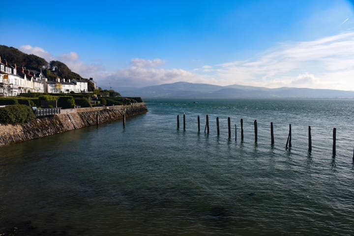 Cartrefle, a charming Victorian seaside home. - Aberdyfi - Apartment