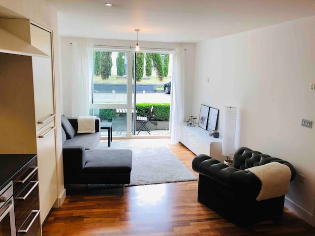 Entire flat opposite Edgbaston Cricket Ground
