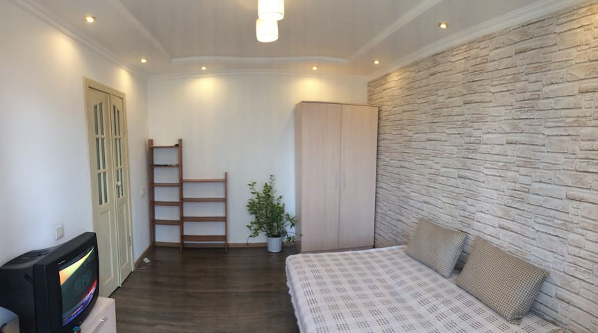 Cozy apartment in Atakent Almaty - Алматы - Appartement