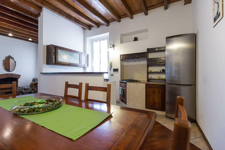Confortevole trilocale - Milano