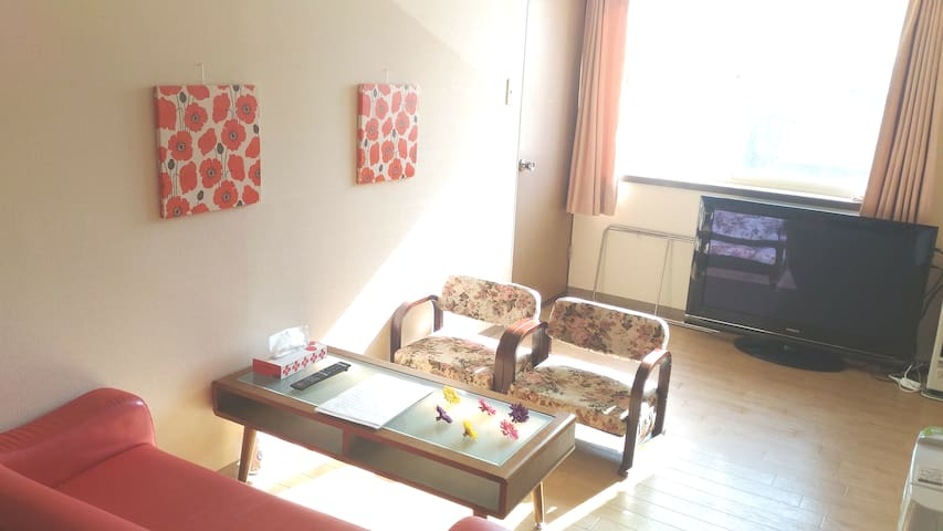 4Room/2bed room/2bath/2toilet/free park