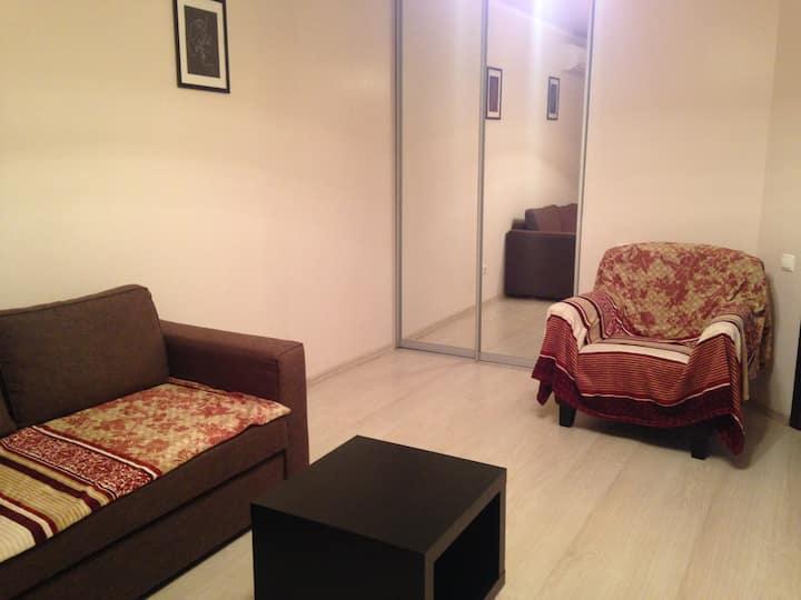 Комфортная, современная квартира близко от центра!