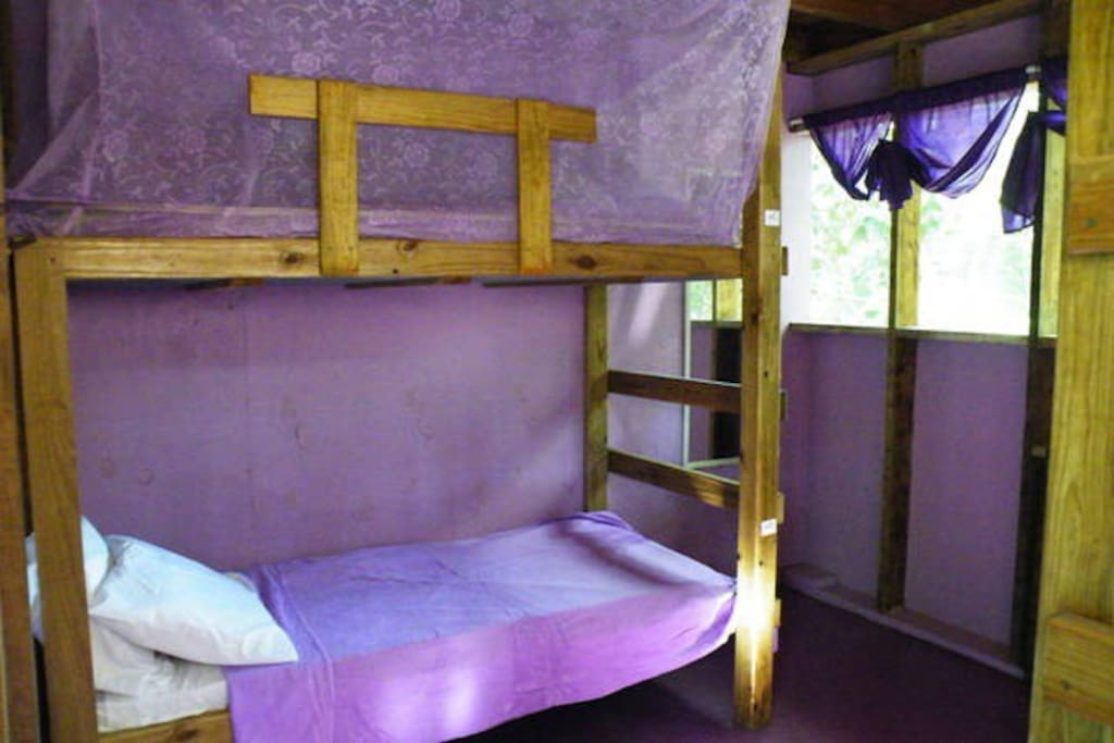4 Bed Bunk Rooms