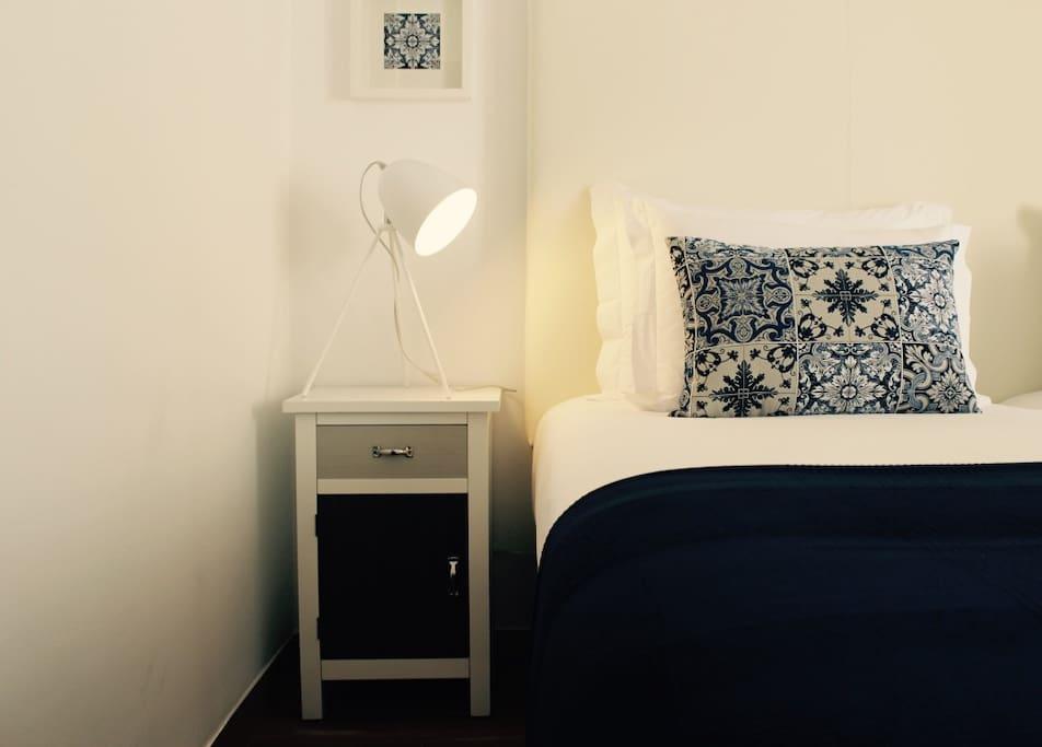 Double/Twin Bedroom