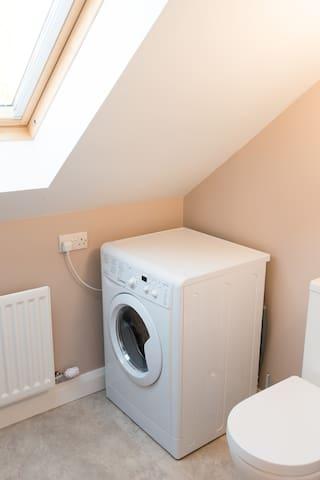 Ashbrook Apartment Washer Dryer
