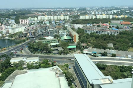 Private Condo near NIDA & Airport, BKK - Bangkok