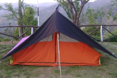 Tents Camping World In Adventure of jungle - Shoghi - Telt