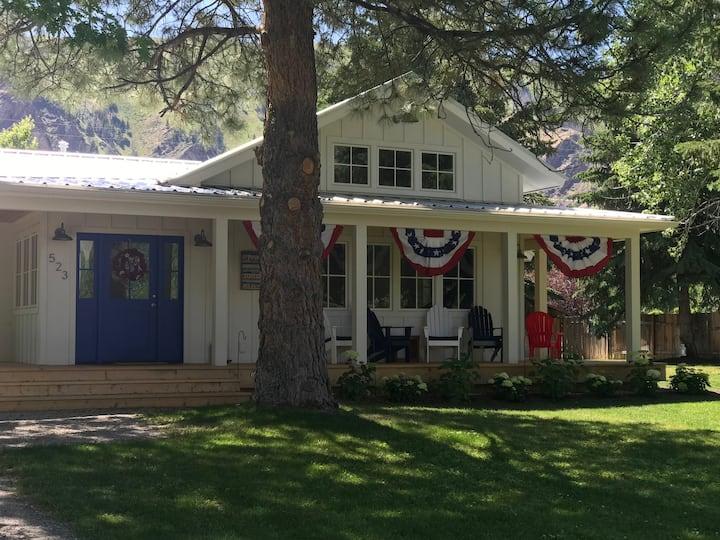 Old Hailey Farm House Getaway : Amazing Location
