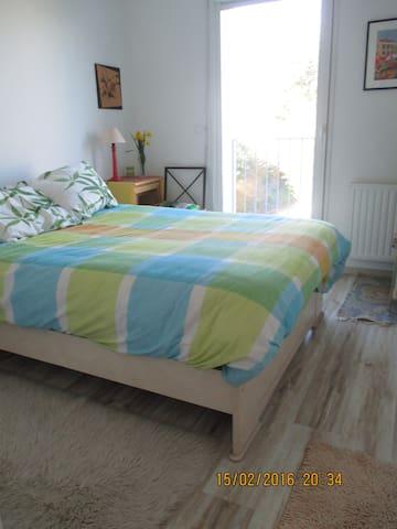 chambre privée dans maison Nantes