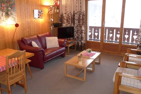 Cosy family home 250m from lifts - Troistorrents - Pis