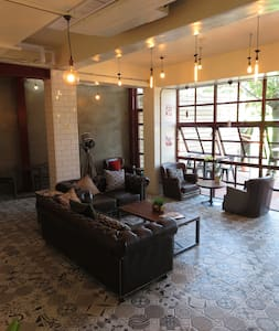 墾丁幫客青年旅店 混合宿舍1 - Hengchun Township - Dorm
