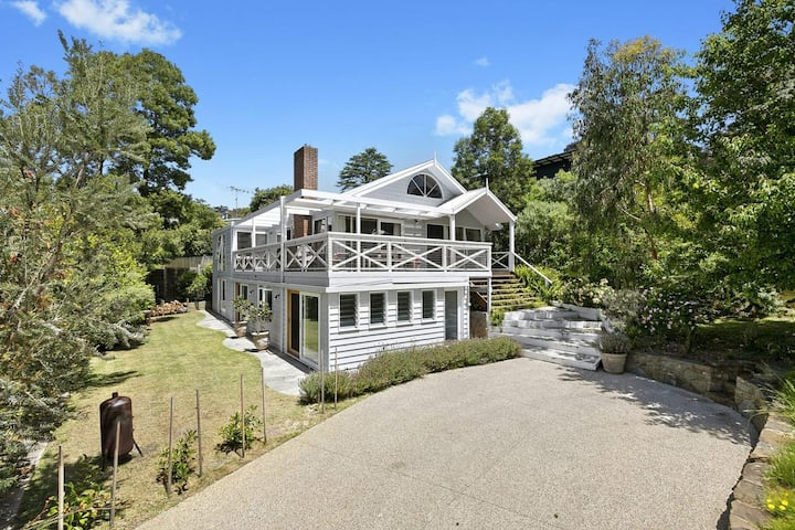 Fern House - Family Delight in the heart of Lorne with Wi-Fi
