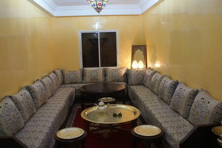 moroccan style appartment - Tamesna