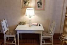 2nd Floor White Suite - Table