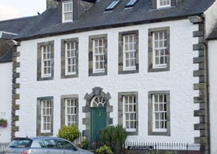 The Townhouse - Inveraray - Wohnung