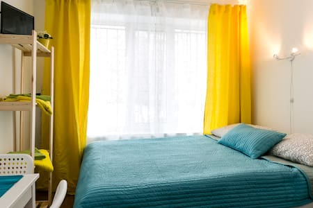 Сozy Turquoise apartment - Moskva - Wohnung