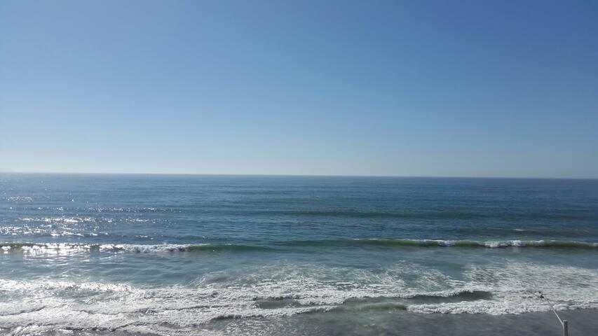 Amazing beachfront apartment for a weekend getaway - Tijuana - Wohnung