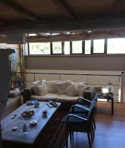 Maison charentaise ,esprit moderne - Fontcouverte - Casa