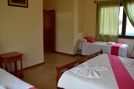 TRIPLE ROOM HOTEL SAN VICENTE ECONÓMICO