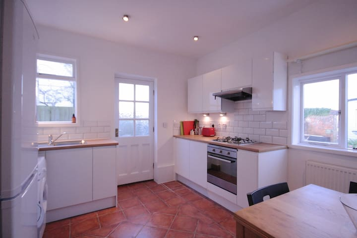 Spacious apartment in the heart of Pontcanna - Cardiff - Lägenhet