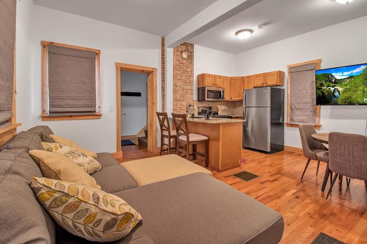 Buffalo's Most Convenient Air BnB (Unit 3)