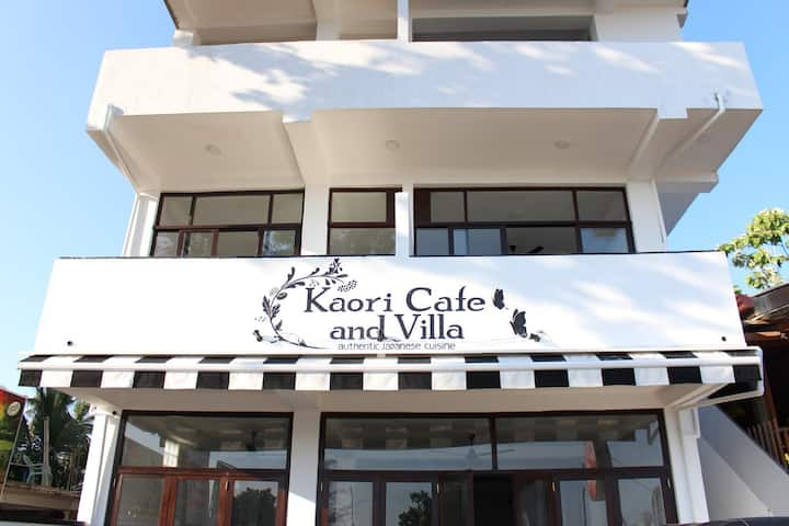 Kaori Cafe and Villa with A/C