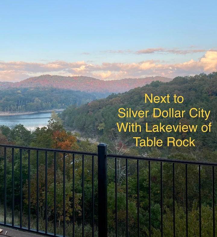 NEW! Next to Silver Dollar City/Penthouse Lakeview